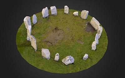 Drombeg Stone Circle, Co....