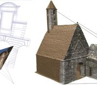 Visual Enrichment of 3D Models