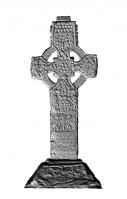 Eastern face of Southern High Cross, Kells