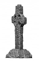 Perspective view 1 of the Southern High Cross, Kells