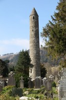 External photograph 1 of The Round Tower, Glendalough
