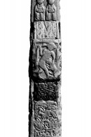 Northern middle arm of Southern High Cross, Kells