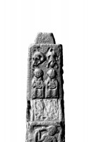 Northern top arm of Southern High Cross, Kells