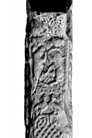 Southern upper shaft of Southern High Cross, Kells