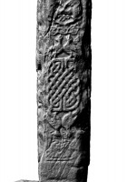 Southern lower shaft of Southern High Cross, Kells