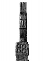 Clones High Cross - Eastern face cross