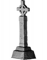 Perspective view 2 of the Clones High Cross