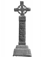 Clones High Cross - South face