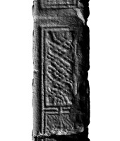 Panel 3 on northern shaft of Western High Cross, Kells
