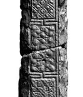 Panel 3 on southern shaft of Western High Cross, Kells