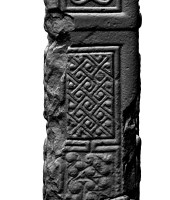 Panel 4 on southern shaft of Western High Cross, Kells