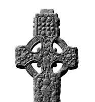 Western face of head of Southern High Cross, Kells