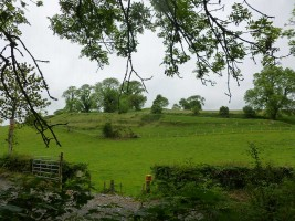 Photograph of Navan Fort, County Armagh