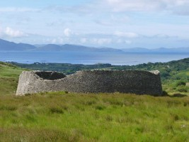 Photograph of Staigue Fort, Kerry