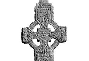 Eastern face of head of Southern High Cross, Kells