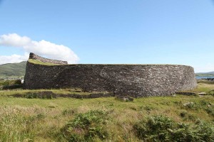 External photo of Cahergal Stone Fort, Kerry