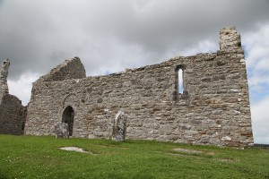 External photograph 2 of Temple Melaghlin, Clonmacnoise