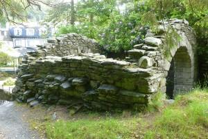 External photograph of The Gateway, Glendalough