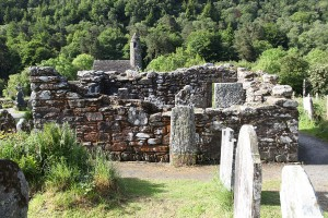 External photograph 2 of The Priest's House, Glendalough