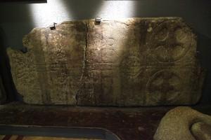 Photograph of cross slab 2, Glendalough