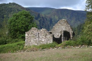 Photograph 1 of St Mary's Church, Glendalough