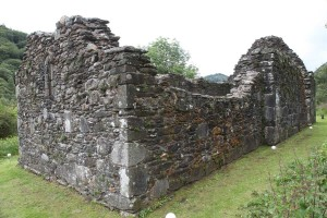 Photograph 2 of St Mary's Church, Glendalough