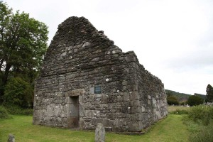 Photograph 3 of St Mary's Church, Glendalough