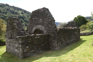 External photograph 1 of Trinity Church, Glendalough