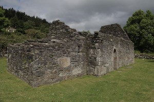 External photograph 2 of Trinity Church, Glendalough