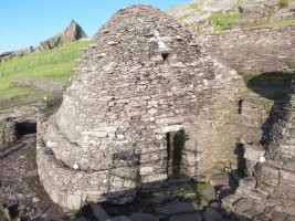 Photograph 1 of Cell A, Skellig Michael