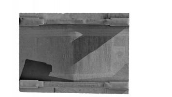 Plan view of Butcher Gate, Derry City Walls