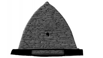 Rear elevation of Gallarus Oratory, Kerry