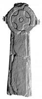 Cross slab 3, Glendalough