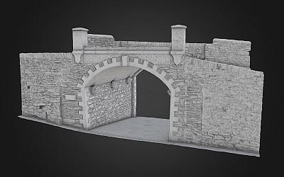 Castle Gate, Derry City W...