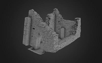 Temple Ciaran, Clonmacnoi...