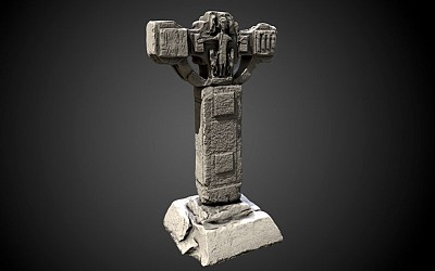 The East Cross, Kells